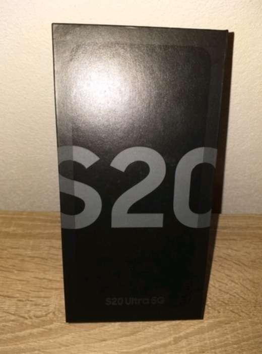 Imagen Samsung S20 ultra 5g