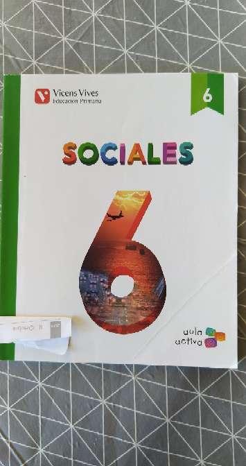 Imagen producto Libros 6° Primaria  9