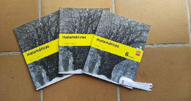 Imagen Libros 6° Primaria