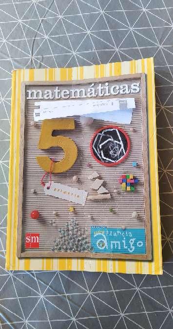 Imagen producto Libros 5° Primaria  3