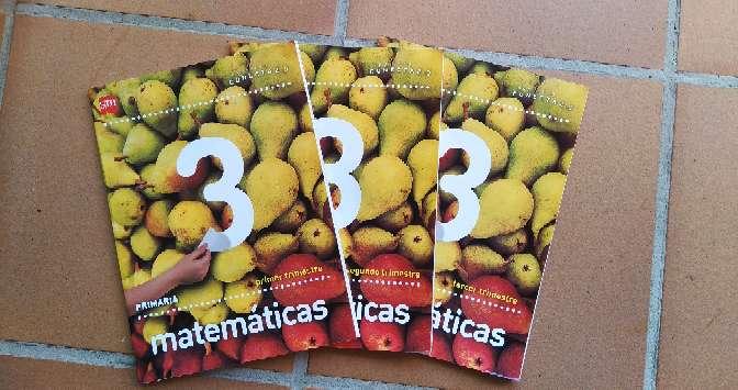 Imagen producto Libros 3° Primaria  5