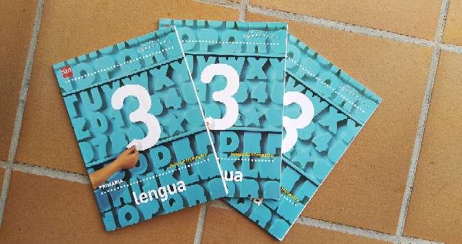Imagen producto Libros 3° Primaria  6