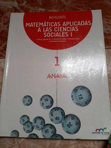 Imagen producto Libros de Bachillerato 1° 2