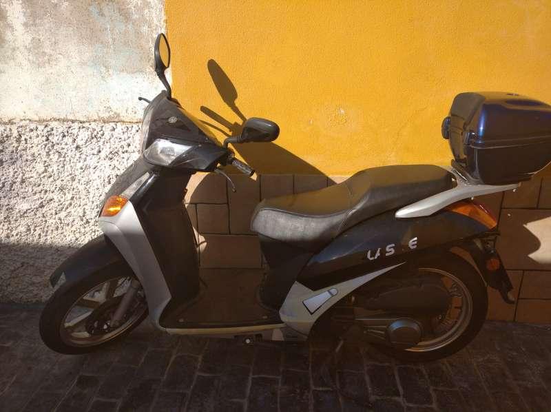 Imagen scooter 125