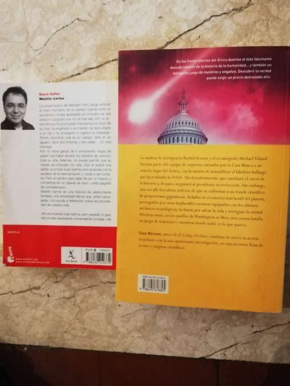 Imagen producto Vendo 2 libros por 3e  2