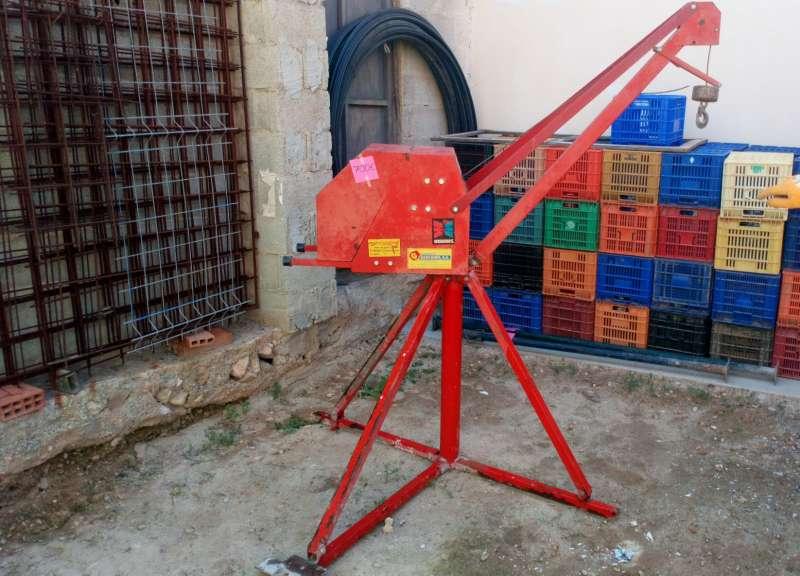 Imagen Montacargas 250 kg