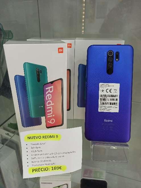 Imagen producto Xiaomi nuevo de tienda redmi 9  10