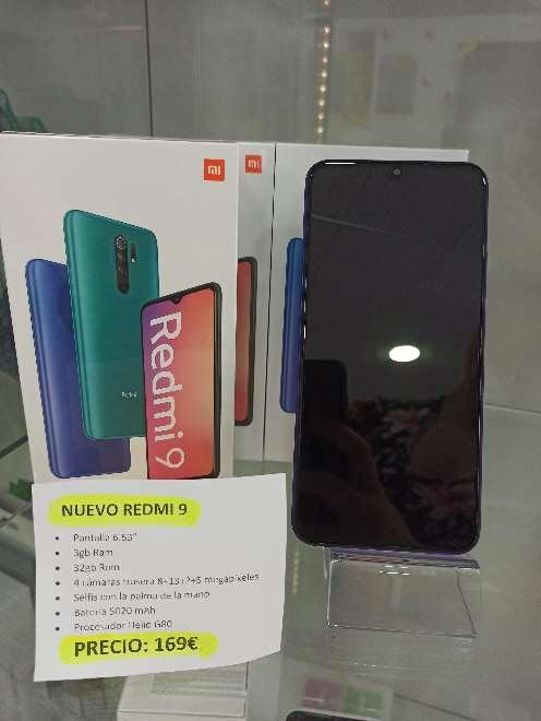 Imagen producto Xiaomi nuevo de tienda redmi 9  8