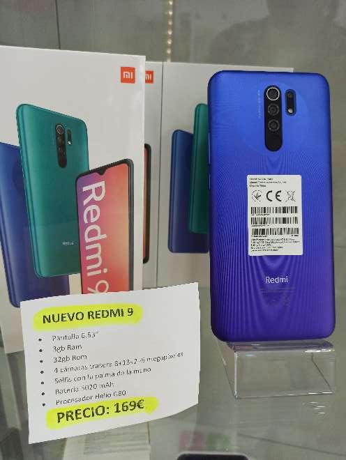 Imagen producto Xiaomi nuevo de tienda redmi 9  5