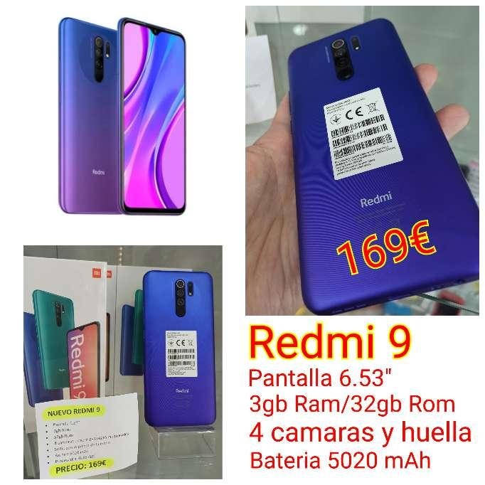 Imagen Xiaomi nuevo de tienda redmi 9