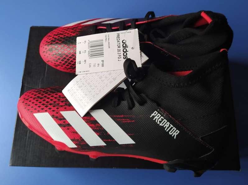 Imagen Botas de fútbol Adidas Predator 20.3 Fg n°38 2/3