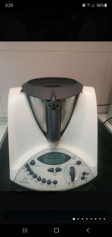 Imagen producto TM31 Thermomix  1