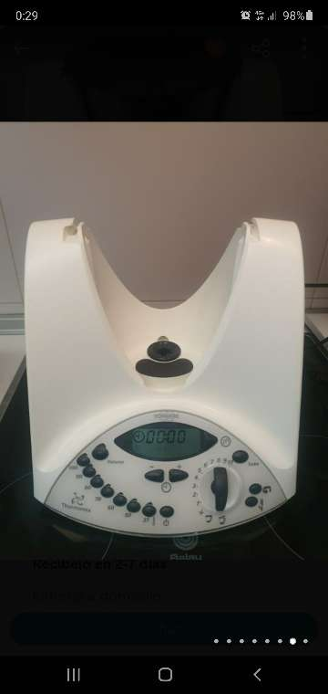 Imagen producto TM31 Thermomix  4