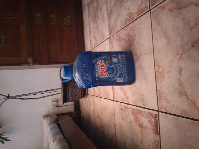 Imagen detergentes marca Brik's