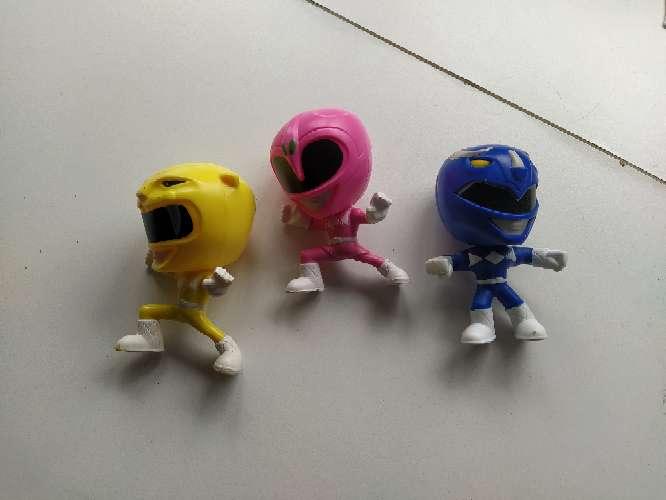 Imagen Power Rangers cabezones
