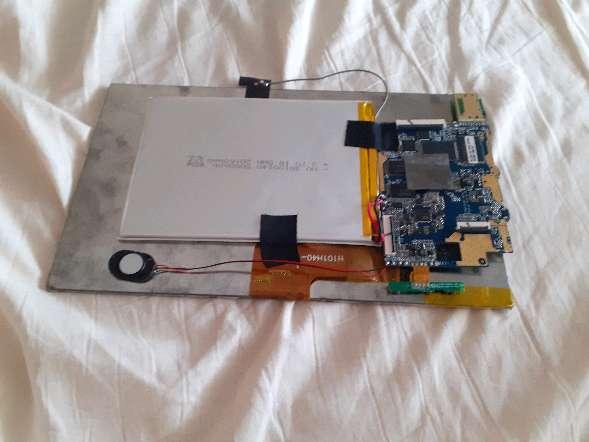 Imagen producto Pantalla de tablet samsung 2