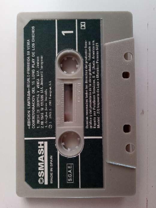 Imagen Cassette de Los Chichos