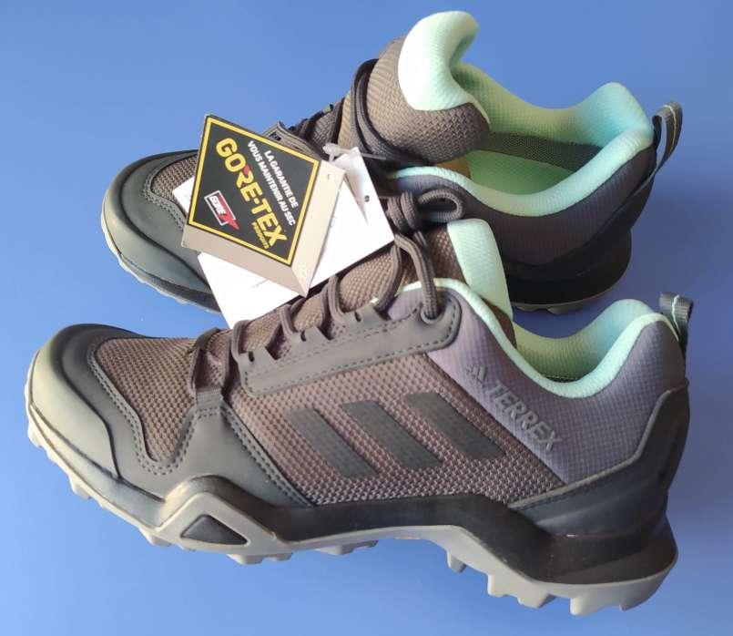 Imagen Zapatillas Adidas Terrex Ax3 Gore-tex Women n°38 2/3