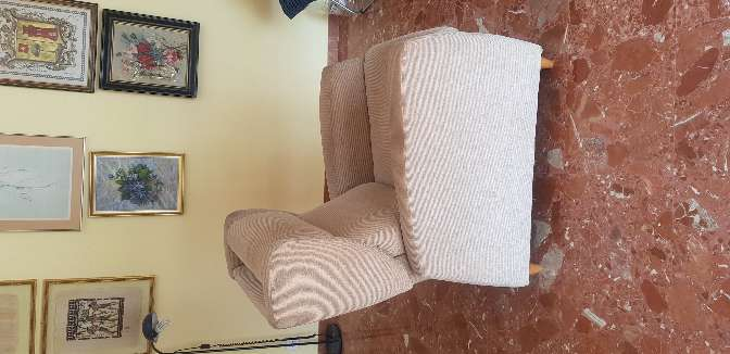 Imagen sillón abatible