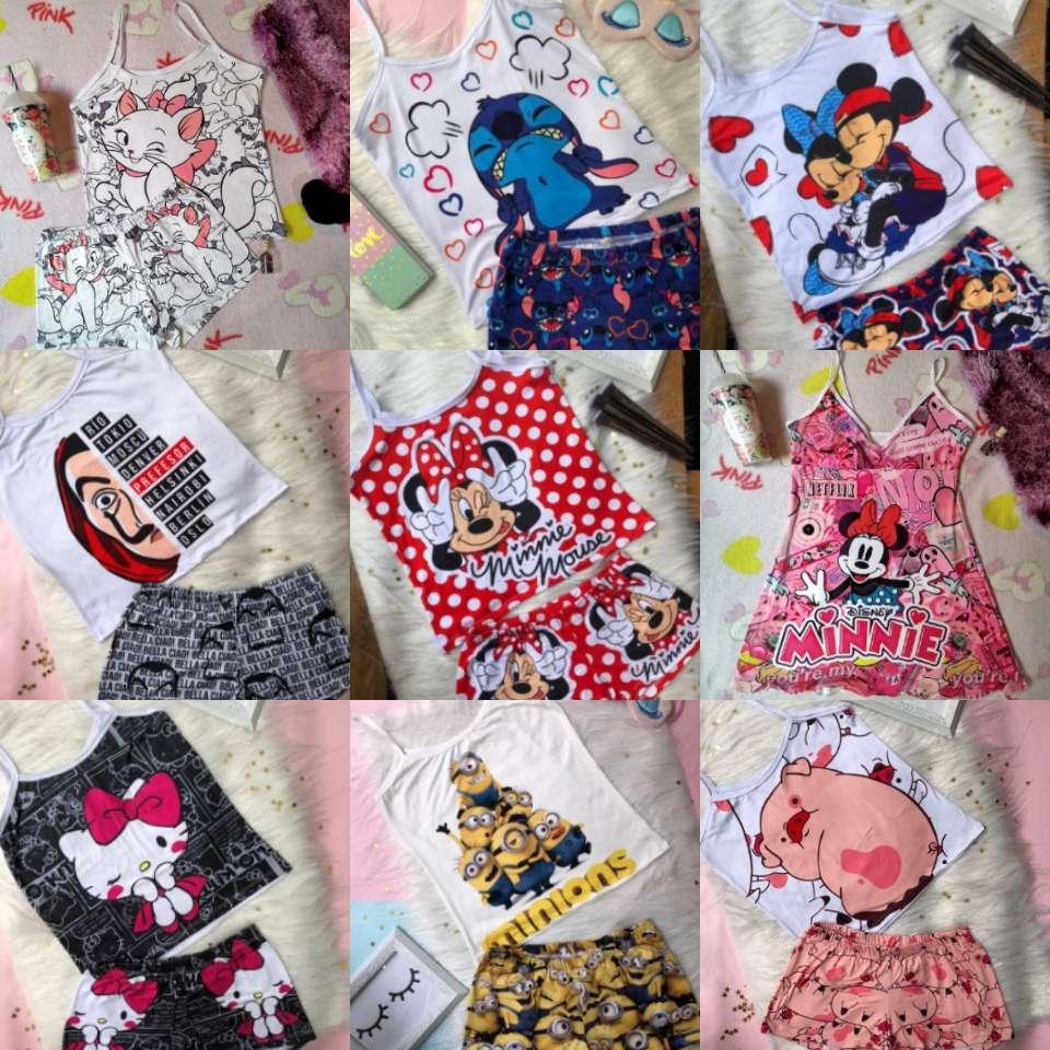 Imagen Pijamas Hermosas