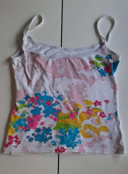 Imagen Camiseta de flores