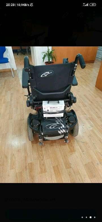 Imagen producto Silla de ruedas motorizada.  3