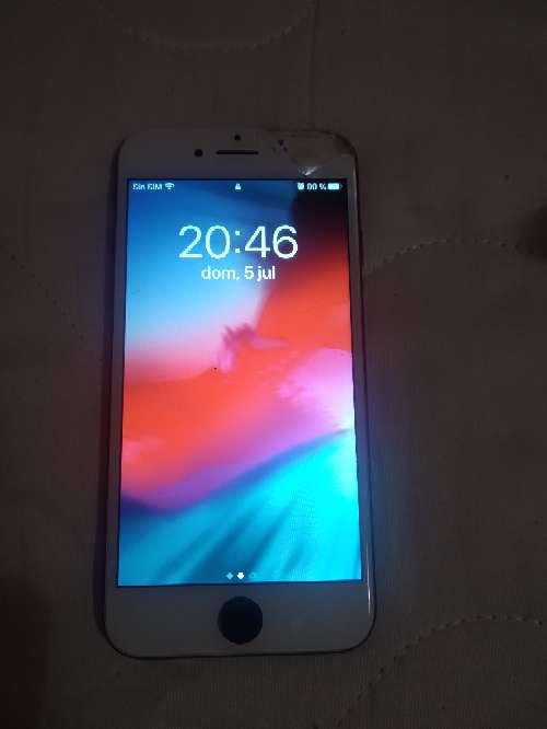 Imagen iPhone 8 rojo 64gb