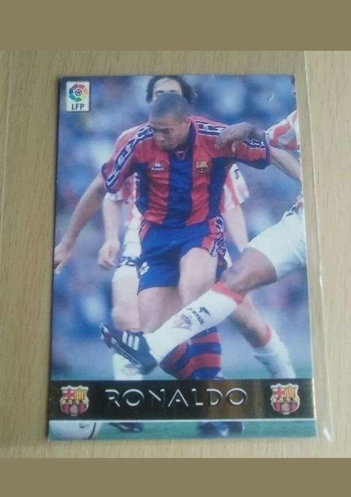 Imagen Ronaldo Nazario. Futbol