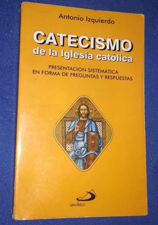 Imagen Libro catecismo de la iglesia católica
