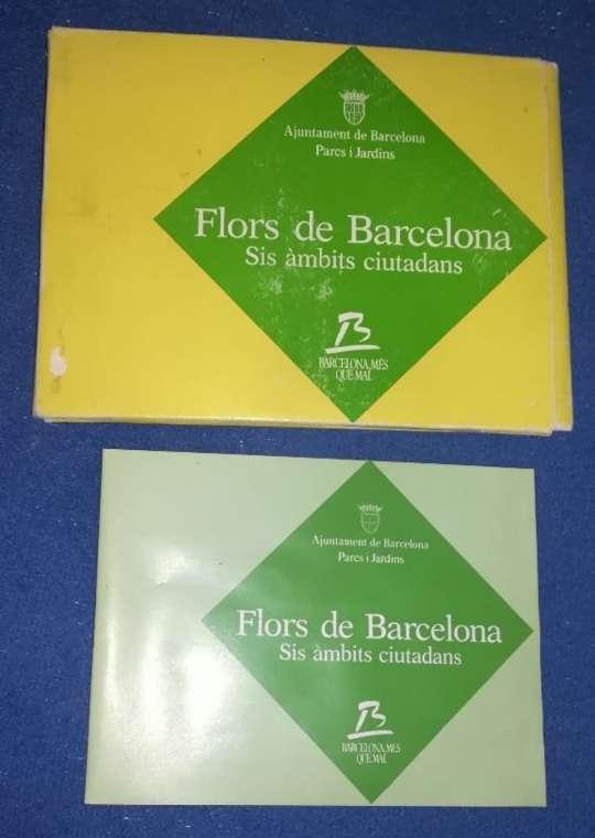 Imagen Diapositivas Flores de Barcelona