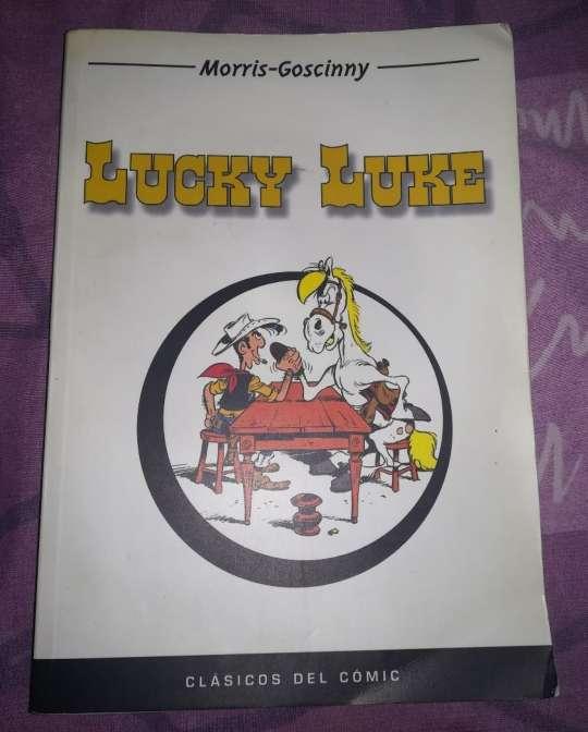 Imagen Libro Lucky Luke