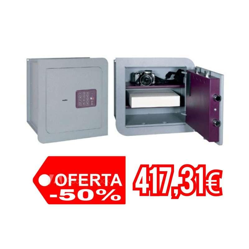 Imagen Caja Fuerte Btv Cz We-40-30 ( Cuarzo ) Nueva, 26L