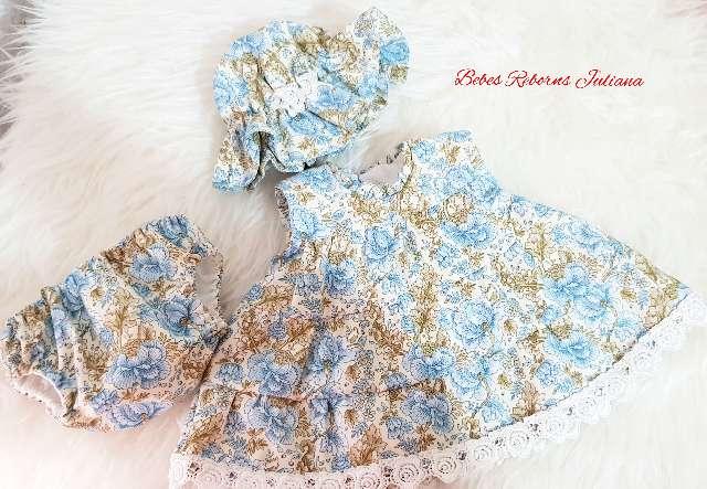 Imagen vestido bebé reborn