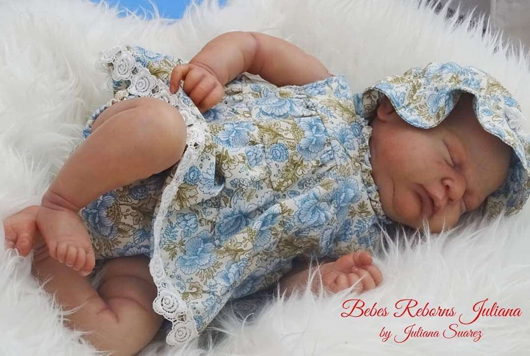 Imagen producto Vestido bebé reborn 3