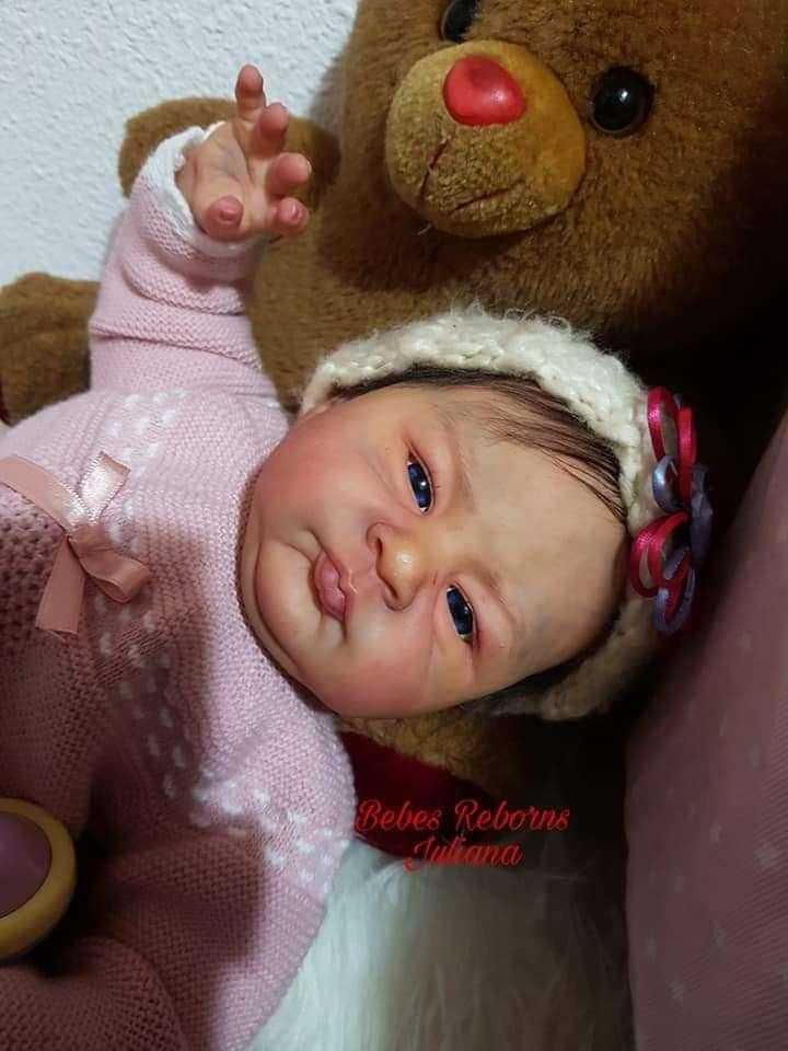 Imagen muñeca bebé reborn