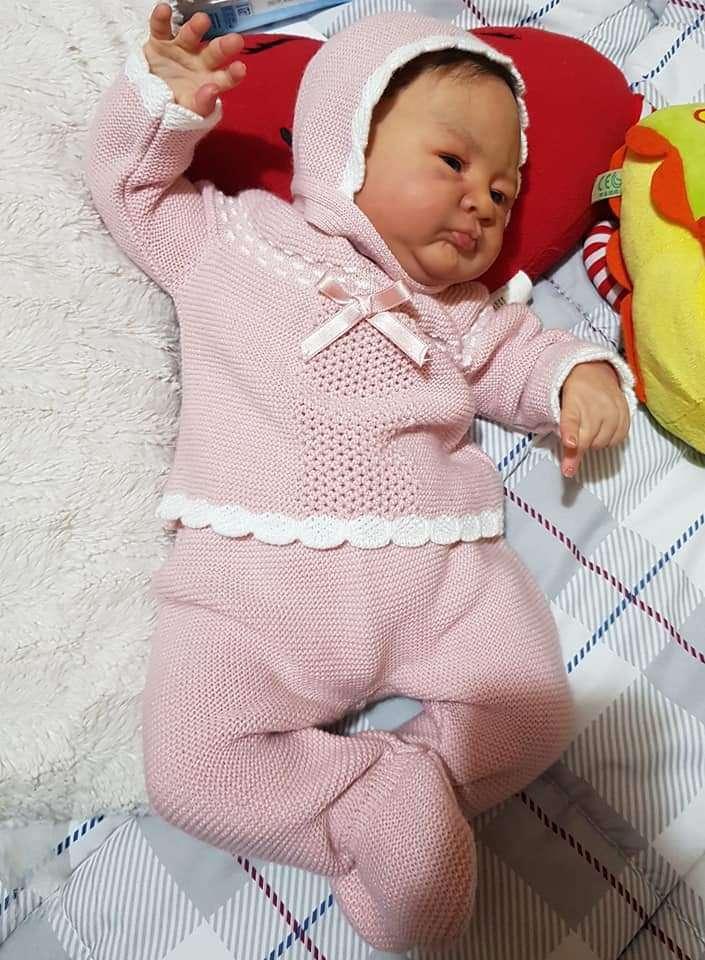 Imagen producto Muñeca bebé reborn  2