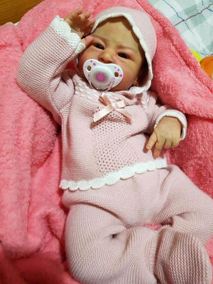 Imagen producto Muñeca bebé reborn  3