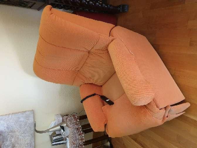 Imagen producto Tresillo y sillón relax 3