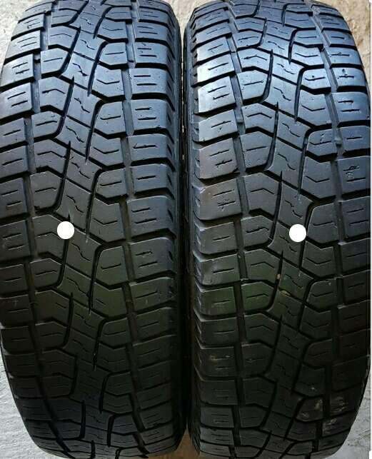 Imagen producto Cubierta 205/60/16 Pirelli Scorpion   x2 seminuevas con entrega en todo CABA  1