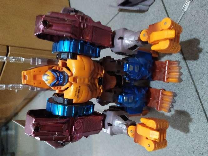 Imagen producto Transformer Optimus Prime animal gorilla 1998 3