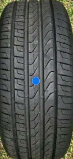 Imagen Cubierta 195/50/16 Pirelli seminuevas x2 oportunidad le van a l Ford Fiesta Kinetic