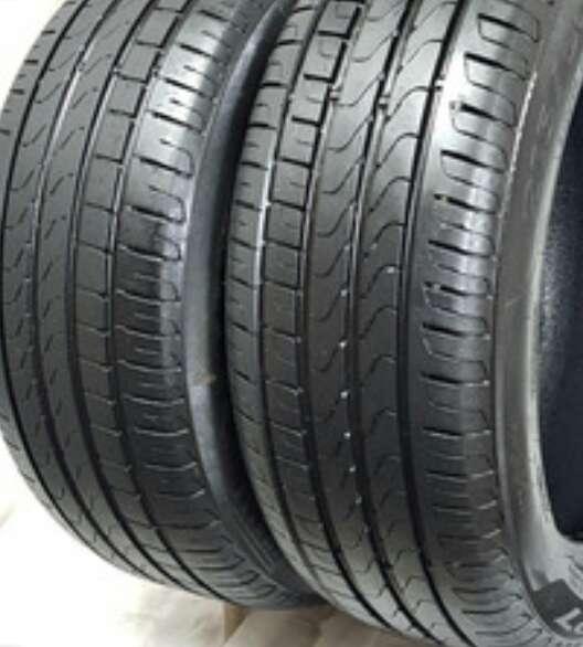 Imagen producto Cubierta 195/50/16 Pirelli seminuevas x2 oportunidad le van a l Ford Fiesta Kinetic  2