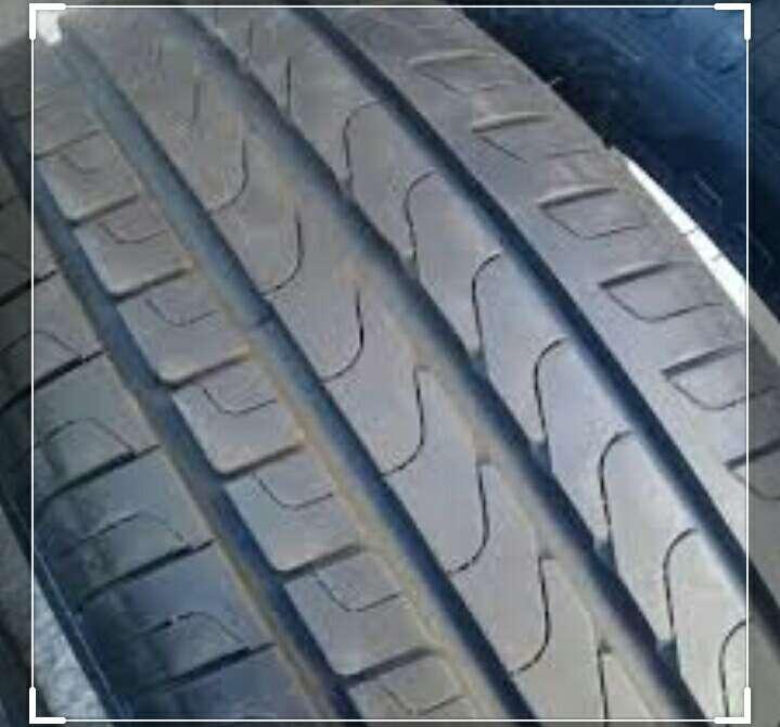 Imagen producto Cubierta 195/55/15 Pirelli seminuevas x2 unidades entrega en  Flores 1