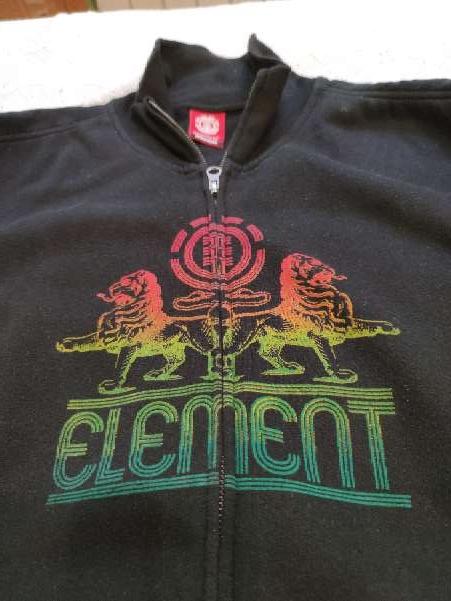 Imagen chaqueta element talla M