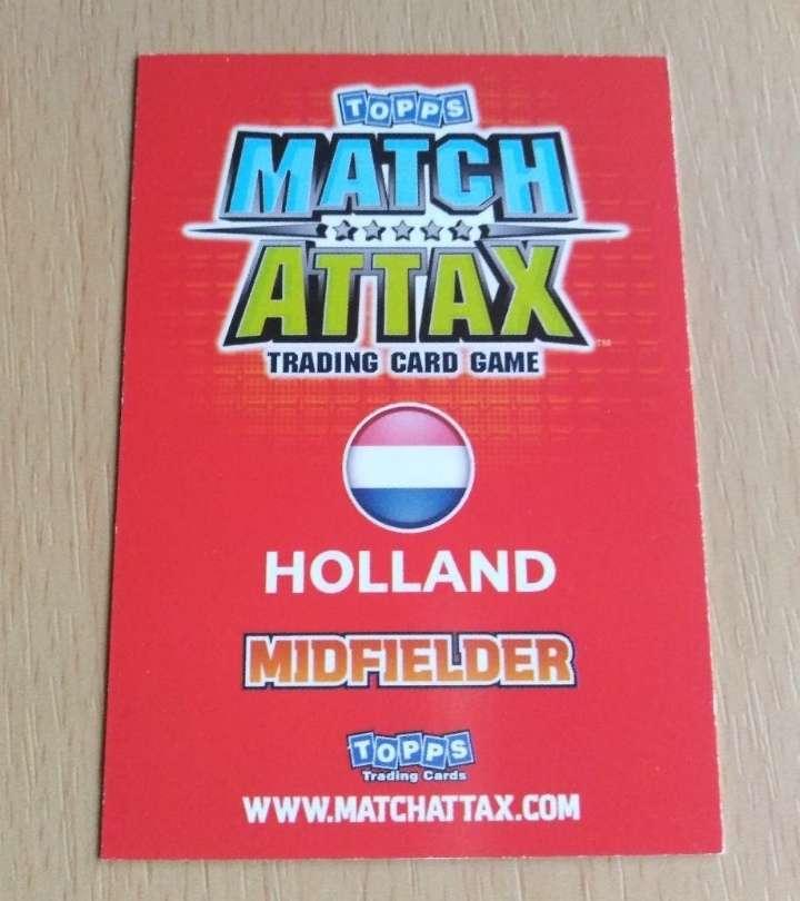 Imagen producto Johan Cruyff card fútbol.  2