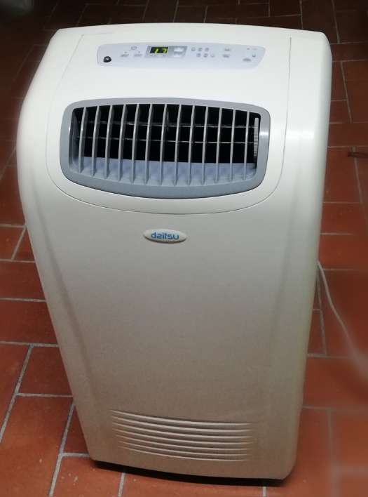 Imagen producto Aire acondicionado portátil 8