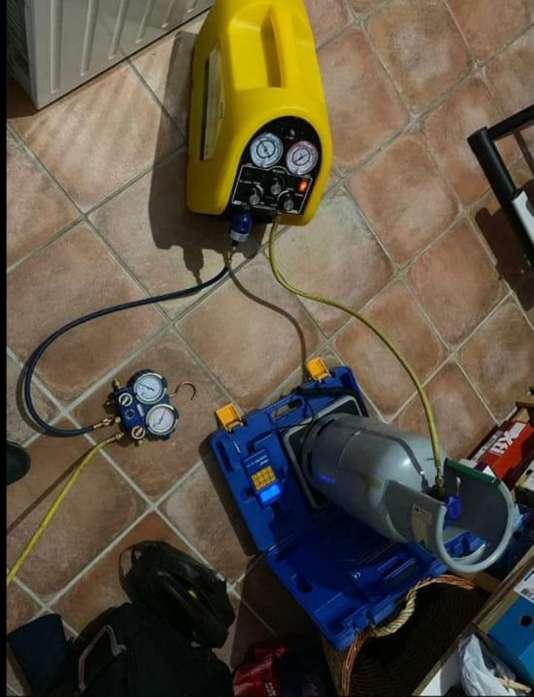 Imagen producto Reparación Aíre Acondicionado/Lavadora 3