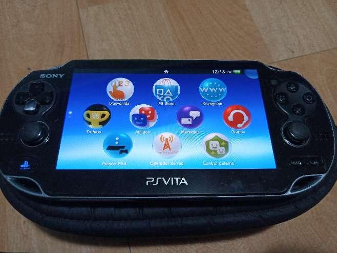Imagen Sony PS Vita