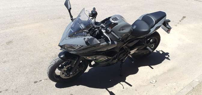 Imagen producto Kawasaki ninja 650 2