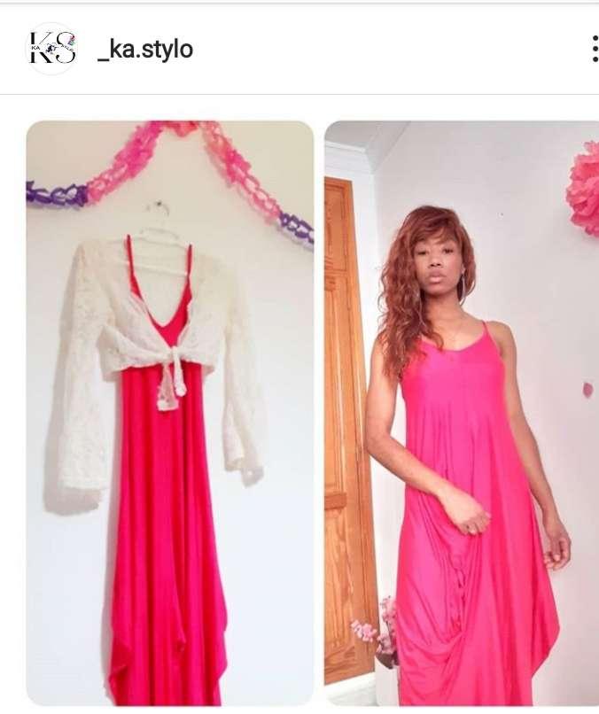 Imagen Mono Rosa Pink